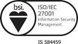 The Appraisal Toolkit is certified as BSI ISO/IEC 27001 Information Security Management compliant